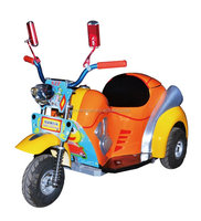 popular amusement park rides electric amusement kids motorcycle rides hot sale