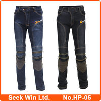 Motorcycle Jeans Trousers Custom Made Motocross Pants Moto Jeans Motorcycle Riding Pants
