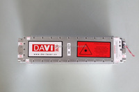 DAVI RF CO2 LASER TUBE 15W High Quality Beam Metal Tube Printing Machinery Parts