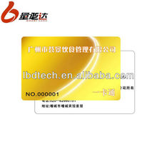 Smart Printing Card with 32K Chip