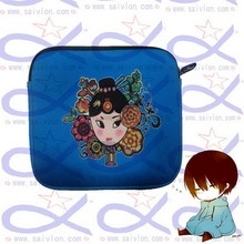 Newest special personality velvet pen pouch