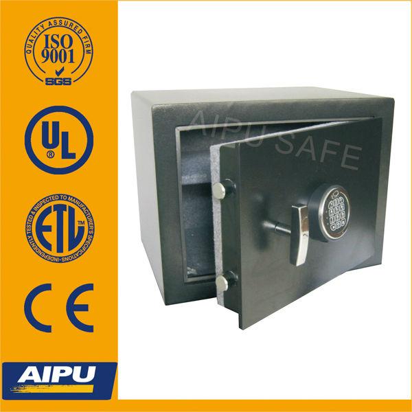 Casa caja fuerte de la oficina f350 e de pared simple prueba de fuego lazer corte de la puerta - Cerraduras electronicas para casa ...