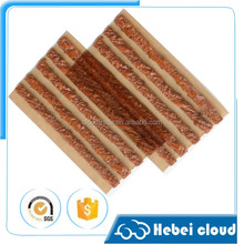 100*6mm brown or black rubber tire repair Seal strings/vulcanizing tubeless repair seal