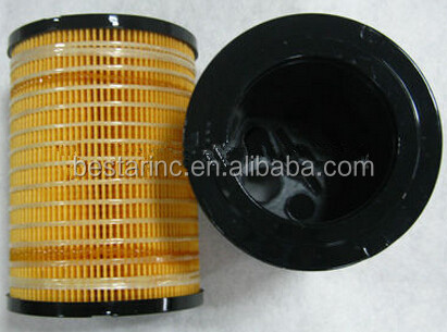 Full flow hydraulic oil filter 1R-0735 for tractors
