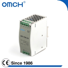 Din rail switching mode ,24v 3a power supply