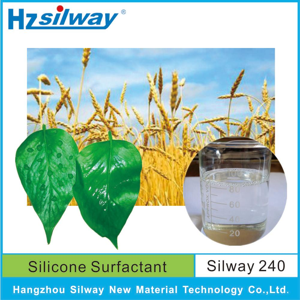 Hot Sell Silway 240 joint venture adjuvant with long life