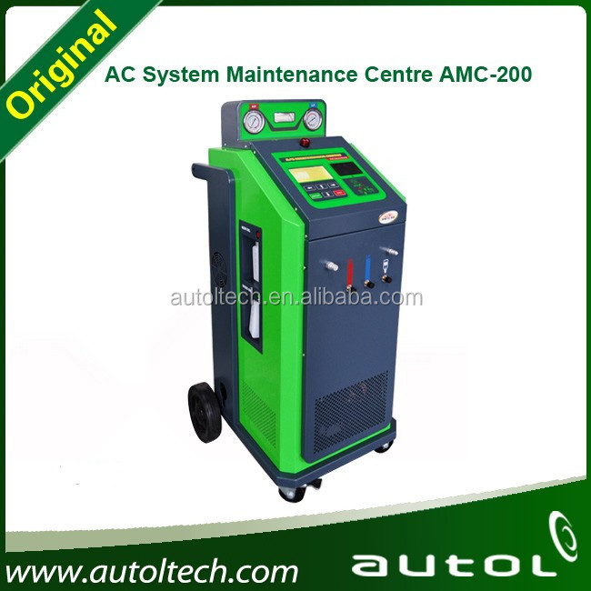 AMC200 Machine Accessories and Tools AMC-200 Air Conditioning Equipment Have Forward Cleaning and Reverse Cleaning