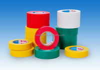 strong adhesive RoHS Approved PVC Electrical Insulation Tape high quality tape