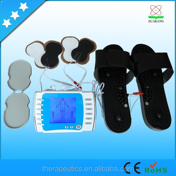 2017 new style portable tens electronic pulse massager tens unit HK-B3