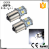 1156 Ba15s / 1157 Bay15d 8 Smd 5050 8 LED Car Turn Lamp Side Marker Light Brake Tail Parking Bulb 8smd 12v