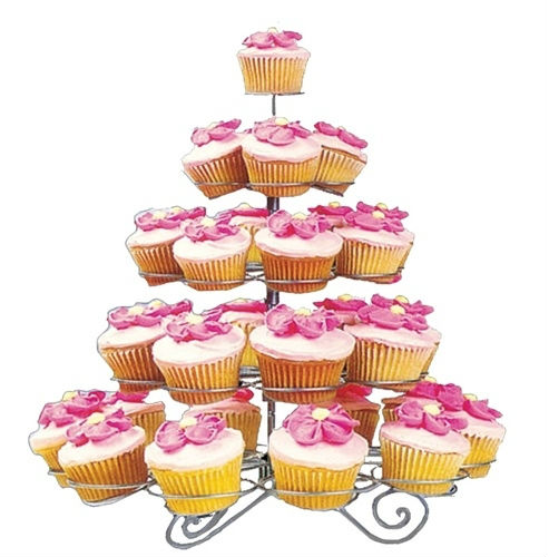 metal cupcake stand 4 tier