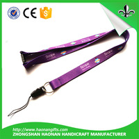 neck strap usb flash drive lanyards with logo custom