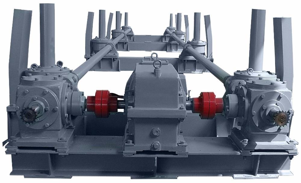 Rich Experience Manufacture 160KA Anode Jacking System 160KA Busbar Jacking Mechanism