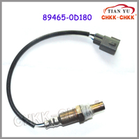 High Performance Low Price Oxygen Sensor for Toyota Vios Soluna OEM 89465-0D180