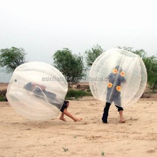 buy China cheap human inflatable body bumper belly bubble suit sumo inflatable buddy