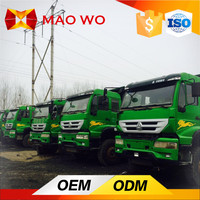China 16 Cubic Meter 10 Wheel Scania 20 Ton Used 6x4 Dump Truck For Sales