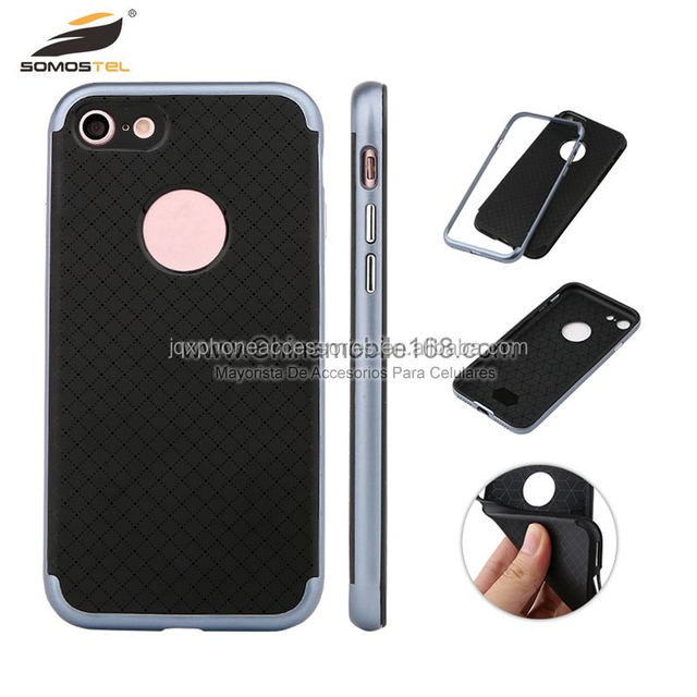 Wholesale tpu pc phone cases for samsung galaxy s5 s7 s7 edge