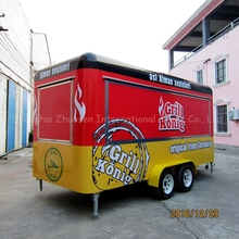 CE approved ice cream bicycle vehicle mobile carts for sale