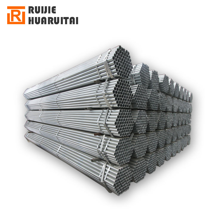Hot sell galvanized steel pipe from tianjin, large diameter galvanized welded steel pipe