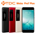 Original Meizu Pro7 Plus Mobile phone MTK Helio X30 CPU 6GB 128GB 5.7inch Camera 12.0MP