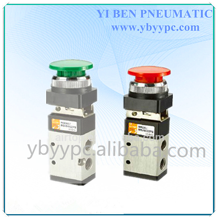 MSV series Alloy Machanical valve directional valve