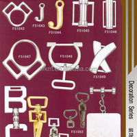 Metal Bag Part Accessories