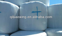white/green/black silage film for agriculture hay baler