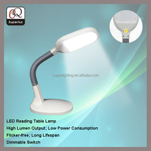 dimmable LED reading desk lamp