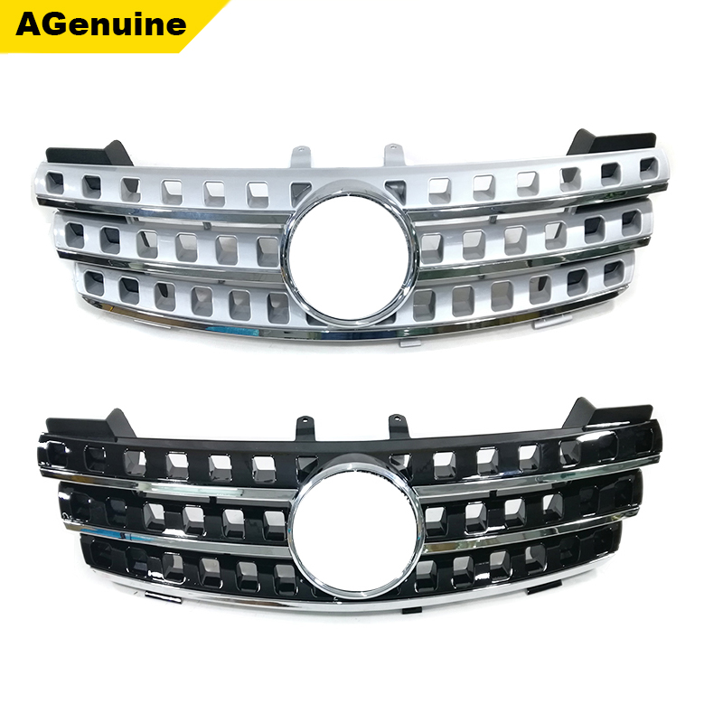 OEM Abs front bumper grille car racing grills <strong>for</strong> Mercedes <strong>Benz</strong> ML class <strong>W164</strong>