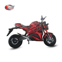 Chinese Sports 2000w Electric Racing Motorcycle