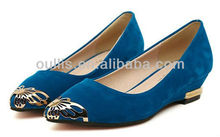 shoes ladies dress 2013 autumn nice flat shoes PH2460