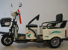 disabled elderly drived electric tricycle