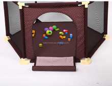 Wholesale portable baby playpen baby play yard with EN