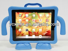 for ipad kids case ,cute handle case for new ipad