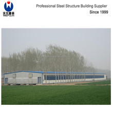 Lowest Price Cheap Light Frame Prefab Houses Steel Structure Building Chicken Farm Houses For Sale