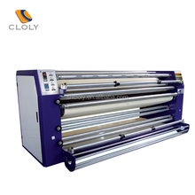 2017 Hot sale competitive price roller sublimation printing cheap used t shirt press heat transfer machine