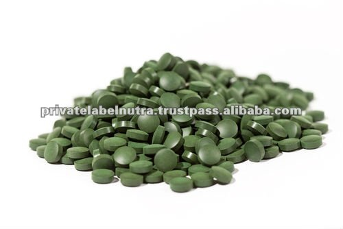 Spirulina 500mg (Tablets) Supplement