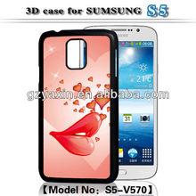 2014 newest 3d cute phone case for samsung galaxy S5,for samsung galaxy s5 phone case