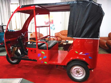 passengers electric battery rickshaw/keke bajaj electric tricycle