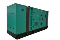 20kVA-250kVA Silent Diesel Genset with Fuel Saving Engine for Sale