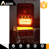24v led turn light turn signal light taillight Brake/ Reverse tail light for Jeep