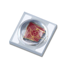 High efficiency 1W 2W 3W 660nm Red LED SMD 3535