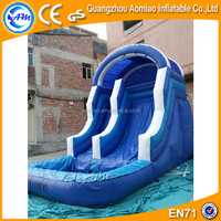 China small indoor inflatable water slide, inflatable snow slide, kids inflatable slide