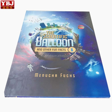 High quality and fast delivery custom print hard cover books/colorful hardcover book printing/create hardcover book
