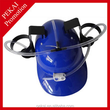 New products Promotional Drinking Hat,Party Hat with Beverage Helmet,nice helmet hat