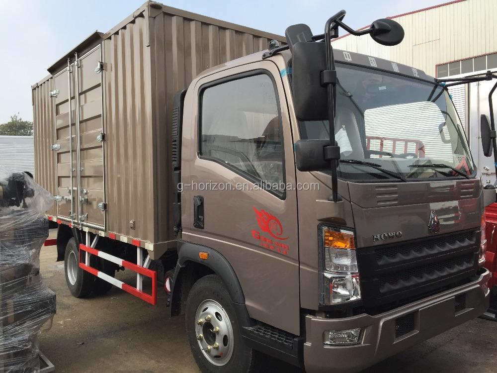 Big Promotion Factory Directly 16 Cubic Light Cargo 3-4L small cargo / an commercial Trucks and van for Sale