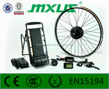 MXUS e-bike 250w hub motor front engine kit