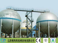 spherical storage tanks