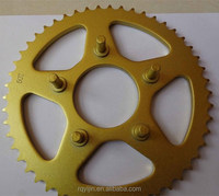 High quality with cheap price for XLR125 Motorcycle Chain Sprocket