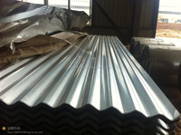 PURE ANY SPANGLE ZINC COATED ROOFING SHEET